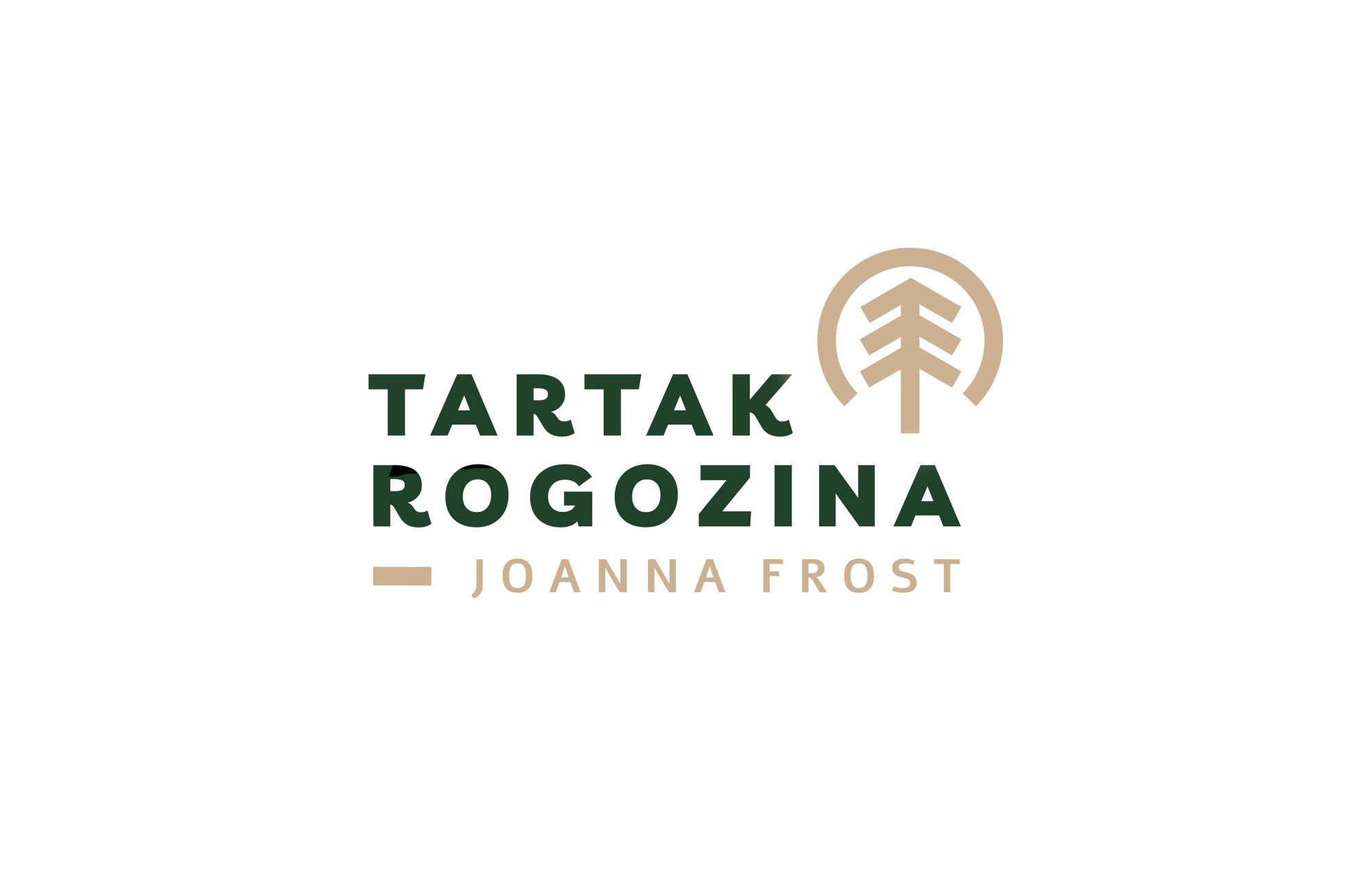 Tartak Rogozina. Shadowart - logo, strona internetowa.